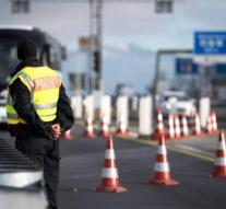 Tighter border controls after attack Berlin