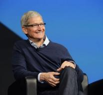 Tim Cook warns of danger social media