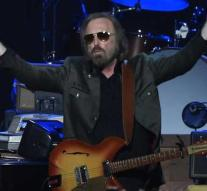 Tom Petty died of drug overdose