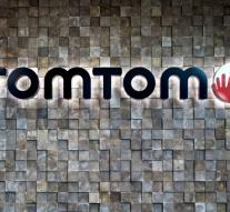 TomTom gives turnover warning