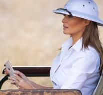 Top advisor transferred after complaining Melania