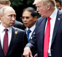 Top Trump and Putin July 16 in Helsinki
