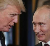 Top Trump-Putin is coming