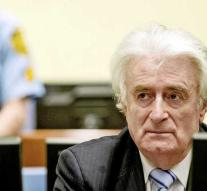 Tribunal rules on appeal Karadzic