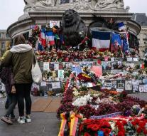 Tributes attacks Paris to archive