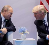 Trump and Putin are going to talk about Syria