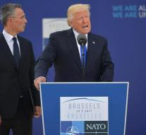 Trump assumes NATO leaders