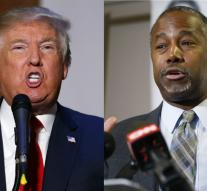 Trump Carson'm getting security