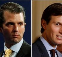 Trump Jr. and Kushner: No deals with Moscow