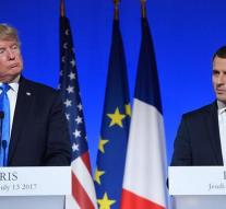 Trump: Something else can happen around 'Paris'