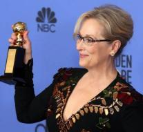 Trump took Streep previously 'great actress'