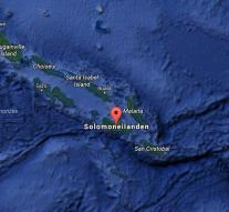 Tsunami warning after earthquake near Solomon Islands