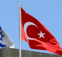Turkey and Israel exchange ambassadors