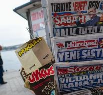 Turkey is taking action against critical newspaper