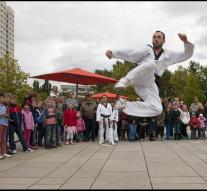 Turkish karate apply for asylum in Germany