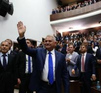 Turkish ruling party purifies himself