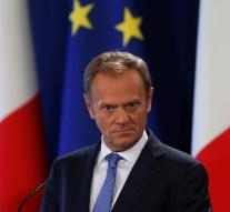 Tusk: first separation British, then future