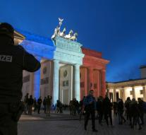 Two arrests Berlin to possible attack
