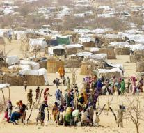 Two billion extra to crisis area Chad