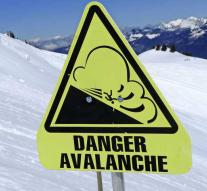 Two killed by avalanches in the Alps