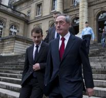Two years for French ex- minister