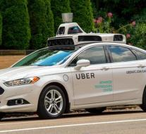 Uber stop self-propelled cars SF