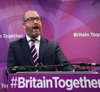 UKIP ticks May at the fingertips after attack