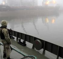 Ukraine: Russia is blocking our ports