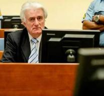 UN court is looking into Karadzic's profession