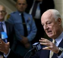 UN envoy: Syria's role file superpowers