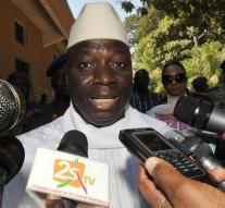 Unrest in Gambia comply