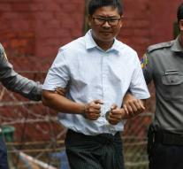 US demands freedom from journalists in Myanmar