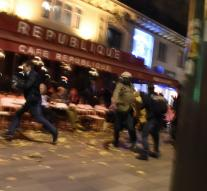 US: Paris bombings coordinated actions