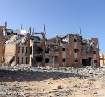 US ready to new air strikes on Sirte