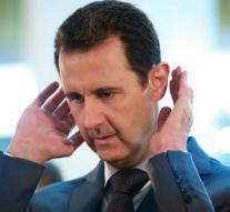 'US talked about coup against Assad '