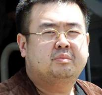 USA: North Korea killed half-brother Kim with VX