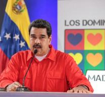 Venezuela's Maduro warns of war