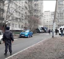 Victims attack St. Petersburg died