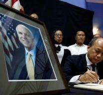 Vietnam praises deceased Senator McCain
