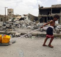 Violence Yemen takes three children's lives every day