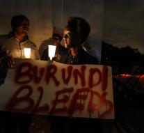 VN: civil war threatens in Burundi