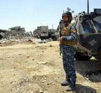 War crimes Iraqi army in Mosul