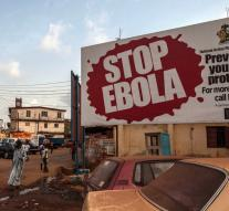 Weather Ebola case in Sierra Leone