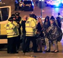 Weather suspicious attack arrested Manchester