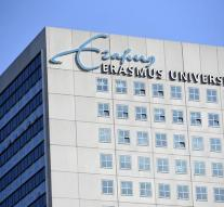 Website Erasmus University hackers target