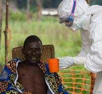 WHO: re-ebola fall in Congo