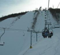Winter sports hours stuck in chairlift