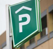 Woman has to pay 28,000 euros in parking fees