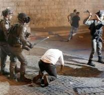 Wounded by new riots at Temple Mount