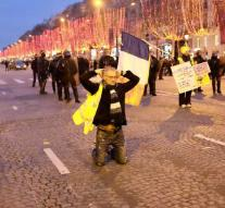Yellow Hesjes: 'Furious France' announces new demonstrations